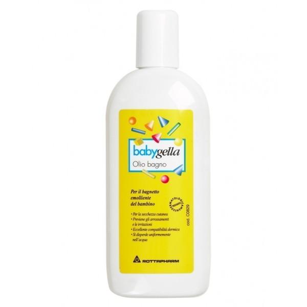 Babygella olio bagno 150ml a 5 50 su farmacia pasquino - Olio bagno bionike ...