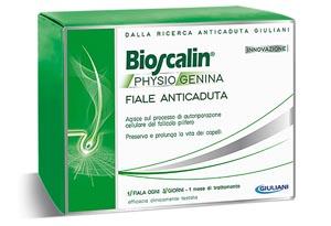 Bioscalin physiogenina anticaduta 10 fiale a € 30 a4f940853360