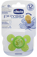 CHICCO SUCCHIOTTO SILICONE LUMINESCENTE 16-36 1 PZ