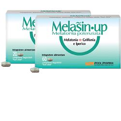 MELASIN UP 60 COMPRESSE 1 MG
