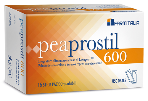 PEAPROSTIL 600 16 STICK PACK