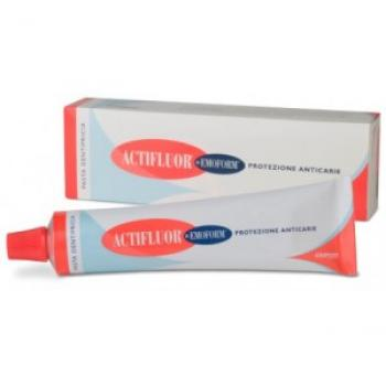 ACTIFLUOR DENTIFRICIO 75ML