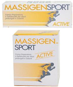 MASSIGEN SPORT ACTIVE CREMA 100 ML