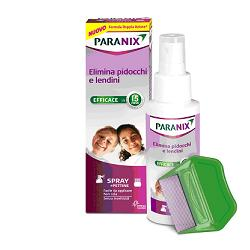 PARANIX SPRAY ANTIPEDICULOSI + PETTINE