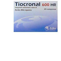 TIOCRONAL 600 HR 20CPR